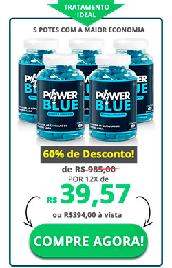 Comprar 5 Potes Power Blue