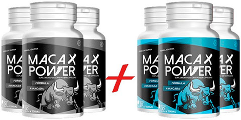 maca x power funciona