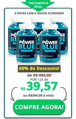 Comprar 5 Potes Power Blue