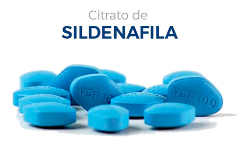 citrato de sildenafila