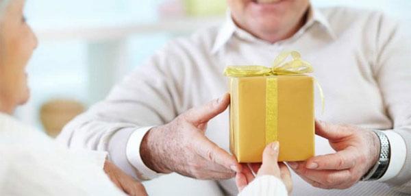 Presentes para homens mais velhos